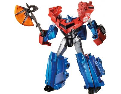 Hasbro Transformers s pohyblivými prvky - Optimus Prime