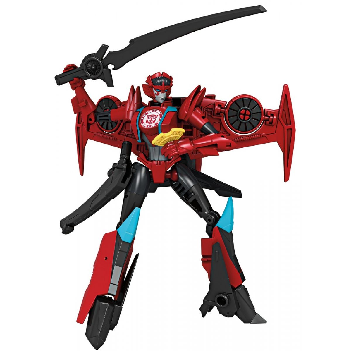 Transformers RID Transformer s pohyblivými prvky - Windblade