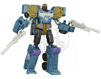 Transformers Transformer s doplňky a náhradním vybavením - Onslaught