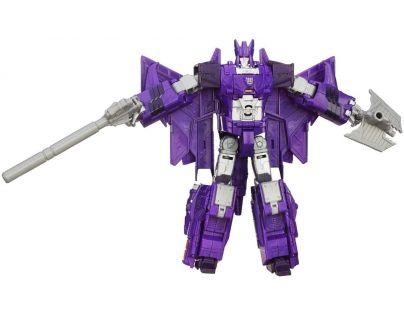 Transformers Transformer s doplňky a náhradním vybavením - Cyclonus