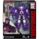 Transformers Transformer s doplňky a náhradním vybavením - Cyclonus 3