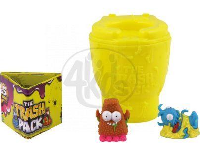 Trash Pack Smeťáci 2 ks v záchodě