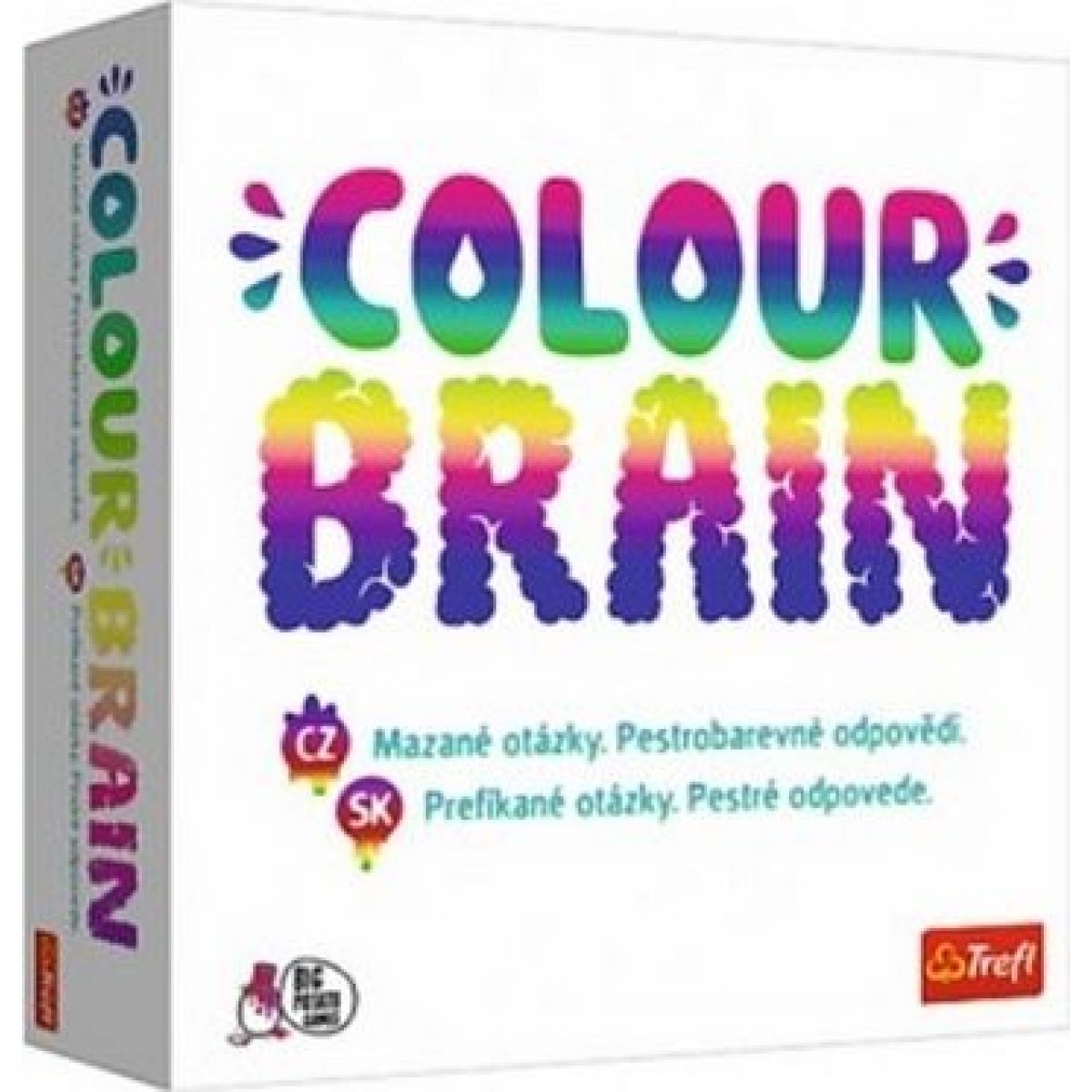 Trefl Game Colour Brain CZ SK
