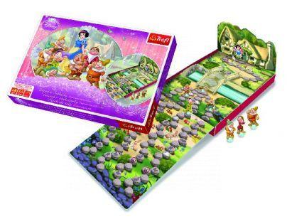 Trefl Disney Princezny Večírek u Sněhurky společenská hra