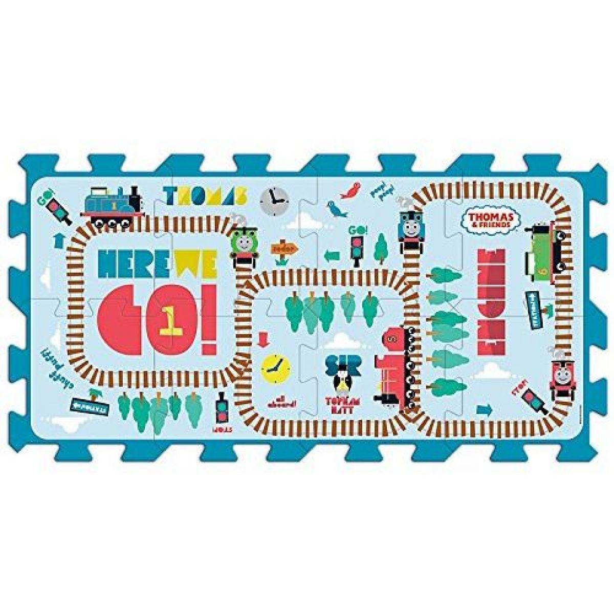 TREFL puzzle Mašinka Tomáš 8 ks