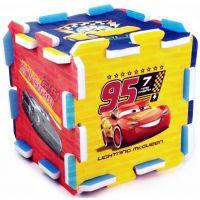 Trefl Pěnové puzzle Cars  32 x 32 x 1,5 cm 8 ks