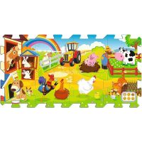 Trefl Pěnové puzzle Farma Fun 8 ks