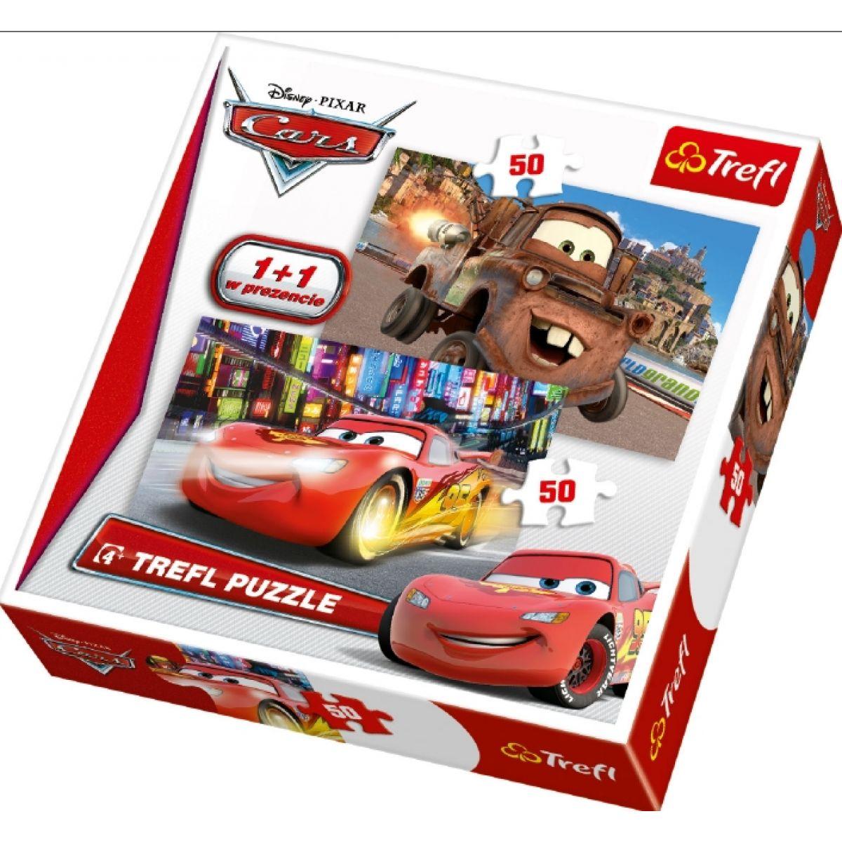 Puzzle Cars 2x50d