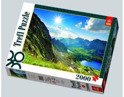 Trefl Puzzle Dolina v Tatrách 2000 dílků
