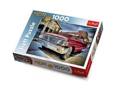 Trefl Puzzle Retro auto HDR 1000 dílků
