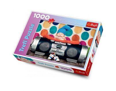 Trefl Puzzle Hip-hop rytmus 1000 dílků