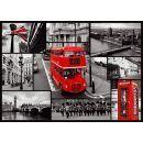 Trefl Puzzle Londýn koláž 1000 dílků 2