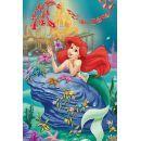 Trefl Puzzle Malá mořská víla Disney 260 dílků 2