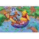 Puzzle Maxi Lodička medvídek Pú 24d 2