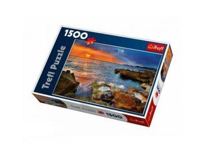 Trefl Puzzle Španělské pobřeží 1500 dílků