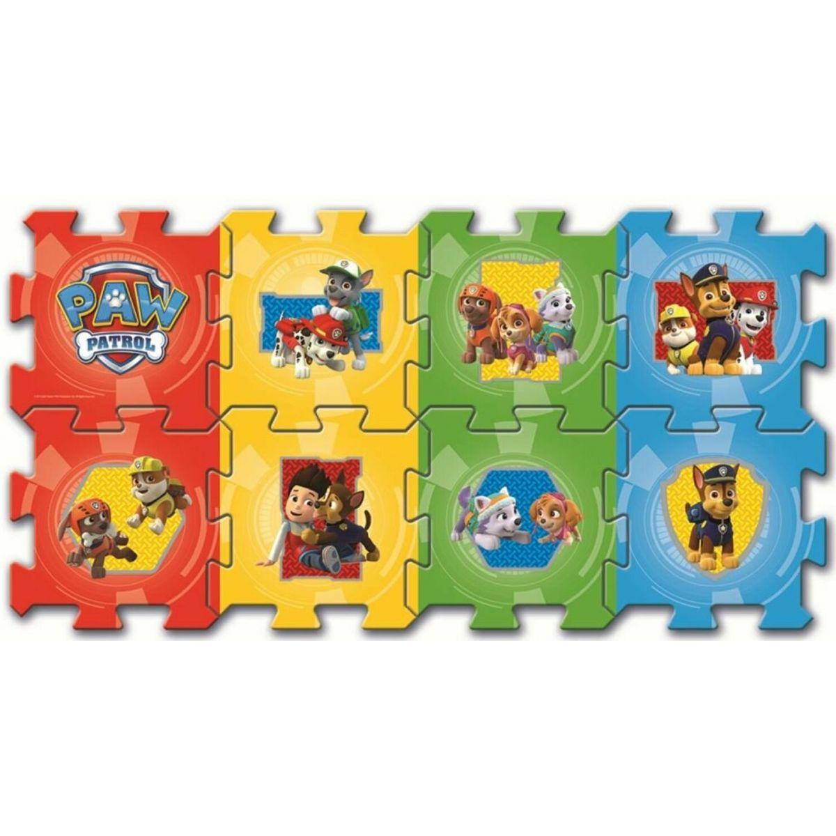 Trefl Puzzle penové Paw Patrol