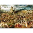 Puzzle Pieter Bruegel Nesení kříže 1000d 2