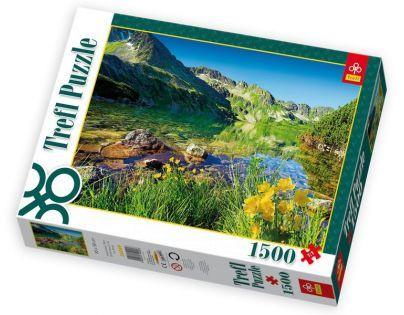 Trefl Puzzle Pleso v Tatrách 1500 dílků