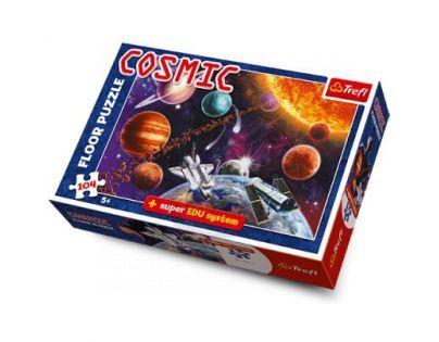 Trefl Puzzle podlahové Vesmír 104 dílků