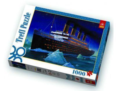 Trefl Puzzle Titanic 1000 dílků