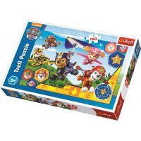 Trefl Puzzle Tlapková Patrola 160 dielikov 2