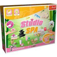 Trefl Studio SPA a puzzle zdarma