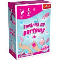 Trefl Továrna na parfémy Science 4 you mini sada