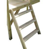 Trigano Domeček dřevěný ARMELLE na nohách 5