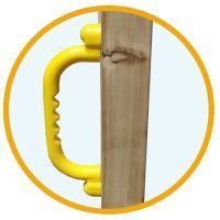 Trigano Domeček dřevěný ARMELLE na nohách 6