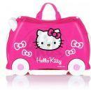 Trunki 0131TR - Trunki Kufřík + odrážedlo Hello Kitty (2 v 1) 2