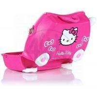 Trunki 0131TR - Trunki Kufřík + odrážedlo Hello Kitty (2 v 1) 3