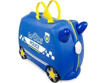 Trunki Kufřík odrážedlo policejní auto Percy