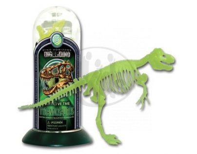 Tuba - Tyrannosaurus svítící ve tmě Dino horizons D133X5