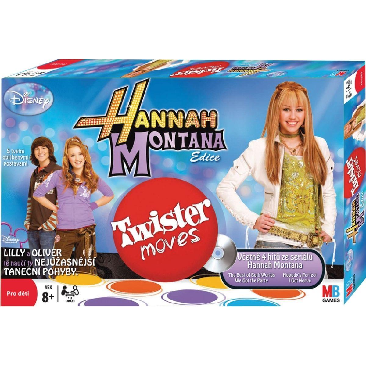 Twister Moves Hannah Montana