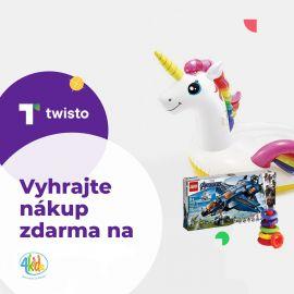 Twisto rozdává 1 000 000 korun. A mění název