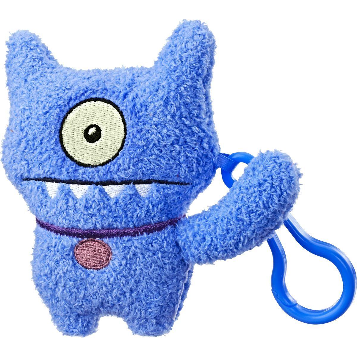 Uglydolls Plyšový přívěsek modrý Ugly 12 cm