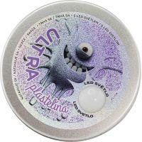 Ultra Plastelína 80g s led světlem fialová