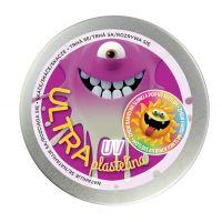 Ultra Plastelína 80 g UV fialová