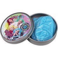 Ultra Plastelína Lollipopz Svítící ve tmě 50 g modrá 2