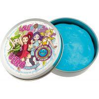 Ultra Plastelína Lollipopz Svítící ve tmě 50 g modrá