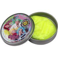 Ultra Plastelína Lollipopz Svítící ve tmě 50 g žlutá