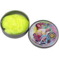 Ultra Plastelína Lollipopz Svítící ve tmě 50 g žlutá 3