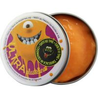 EP Line Ultra Plastelína Svítící 80 g Oranžová