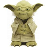 Underground Toys Star Wars Yoda mluvící 22 cm