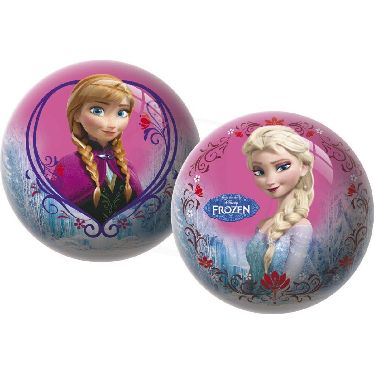 Unice Míč Ledové království 23 cm Elsa a Anna