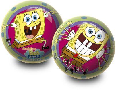 Unice Sponge Bob v kalhotách Míč 23 cm