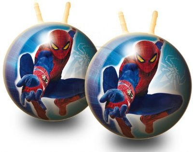 Unice Spiderman Skákací míč  průměr 50cm