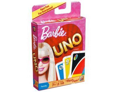 MATTEL T8236 - UNO Barbie