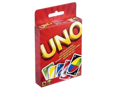 MATTEL Uno karty W2087