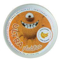 EP Line Ultra Plastelína s vůní a glitry 50 gramů